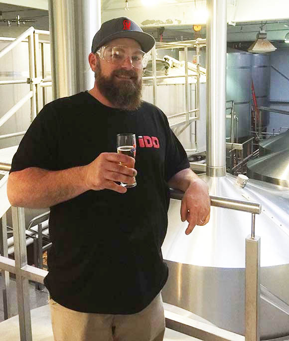 Chris Anderson, founder of Anderson Brewery Consultant
