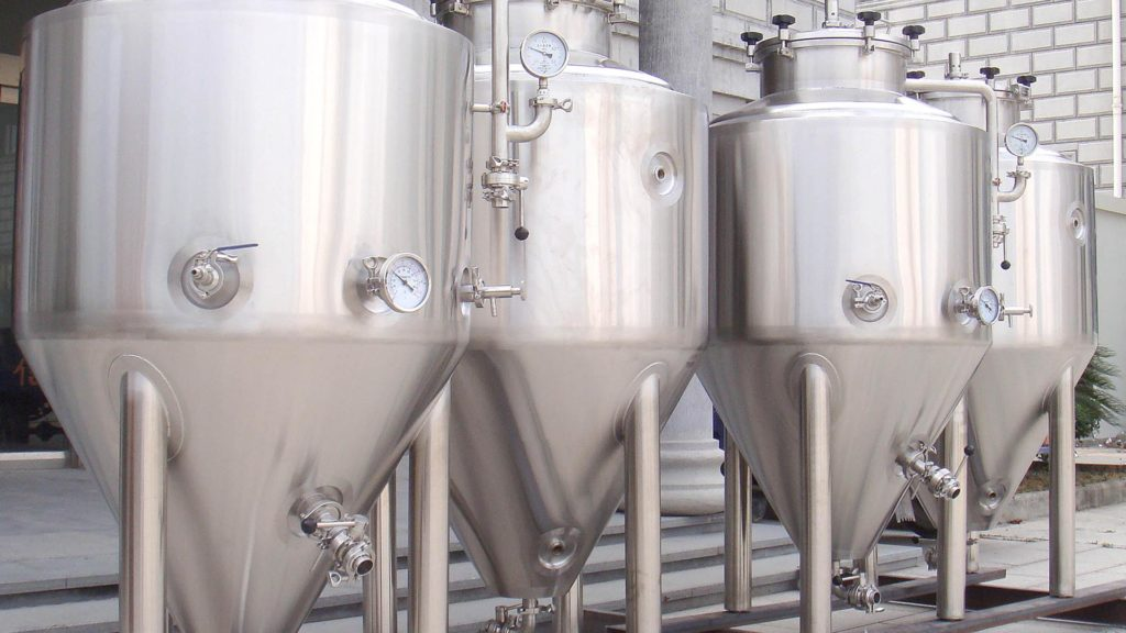 Anderson Brewing Consultantion - Photos of Brewing at Work